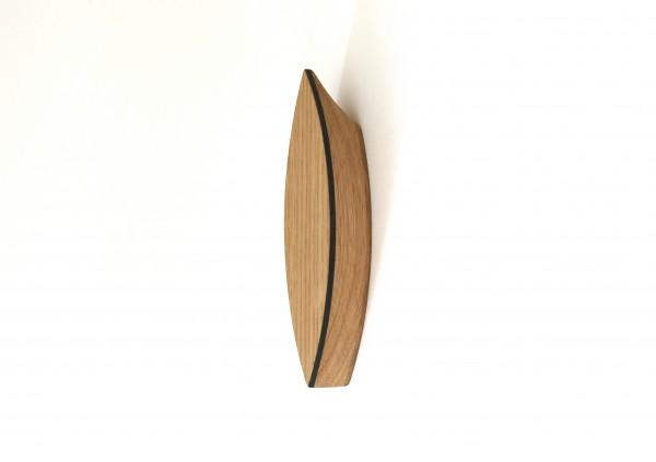 Kleiderhaken aus Holz, Eiche